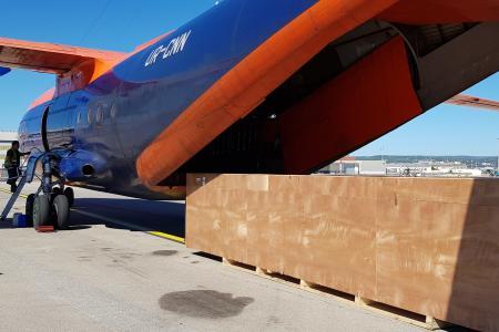International Cargo Airline